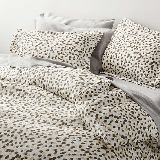 Mirasol Hemp Duvet Covers and Pillow Shams