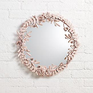 Flower Crown Wall Mirror