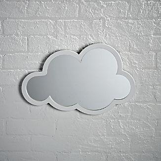 Cloud Wall Mirror