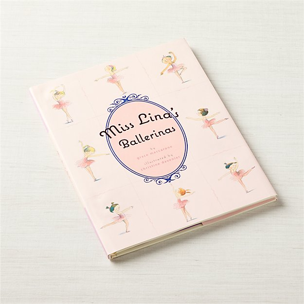 Miss Lina's Ballerinas Book - Image 1 of 4