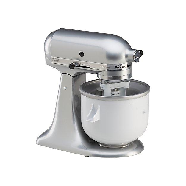 KitchenAid ® Stand Mixer Ice Cream Maker Attachment - Image 1 of 4