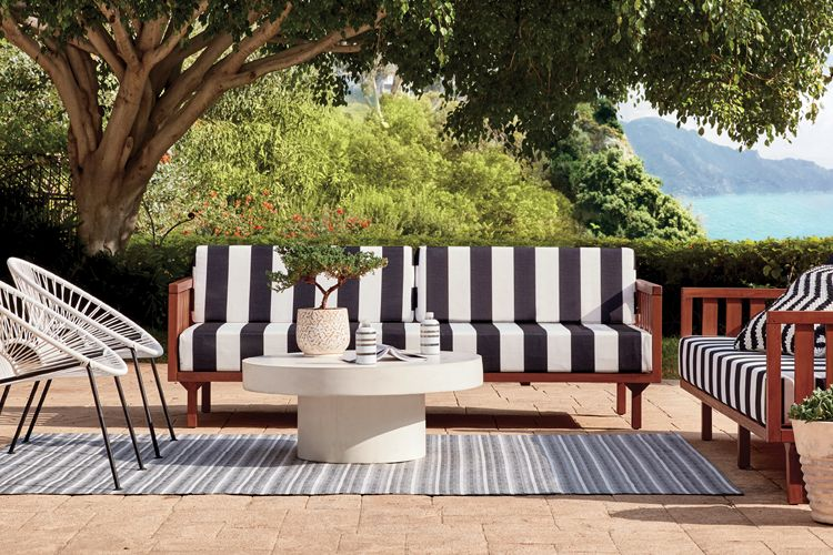 Crate and Barrel CB2 Business Sales Outdoor Furniture