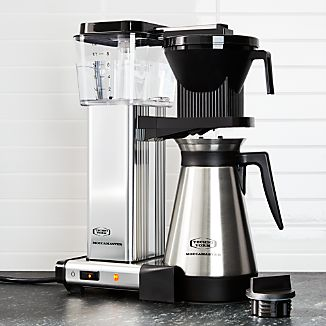 Single Cup And Pot Coffee Makers Crate And Barrel