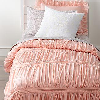 Chic Pink Full Queen Duvet Cover