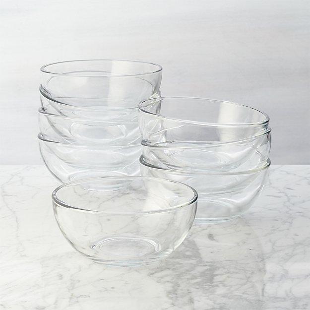 Set of 8 Moderno Bowls - Image 1 of 2