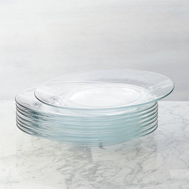 Clear Acrylic Dinner Plates Home