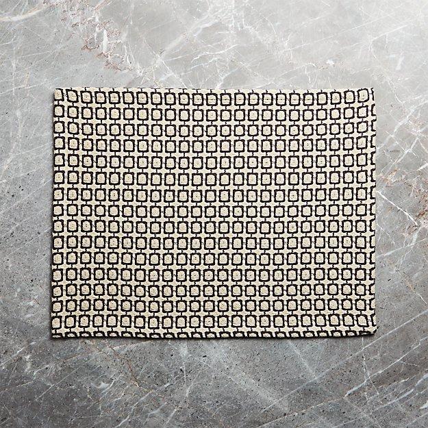 Modular Grey Placemat
