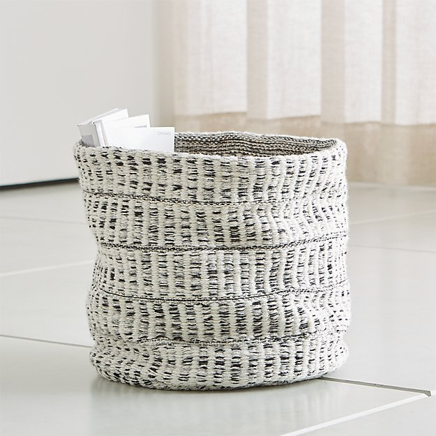 Mohave Medium Heather Embroidered Basket - Image 1 of 6