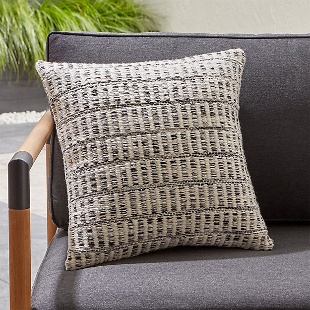 Mohave Heathered Outdoor Pillow - Image 1 of 5