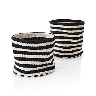 Mohave Stripe Baskets