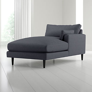 Chaise Lounges Daybeds Crate And Barrel