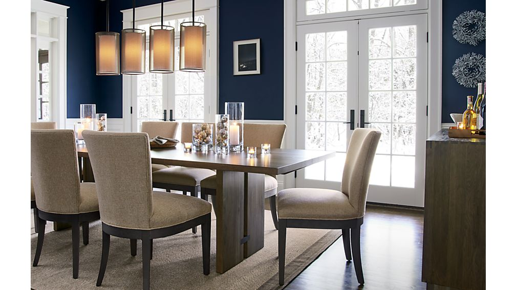 100 Crate And Barrel Dining Room Chairs Vintner