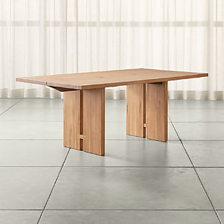 Monarch Natural Solid Walnut Dining Tables