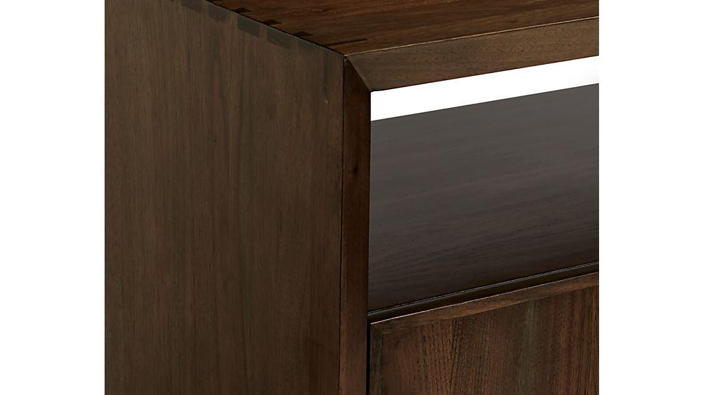 Monarch Shiitake Solid Walnut Large Sideboard