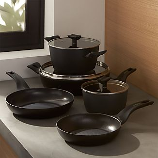 Moneta Nova 8-Piece Cookware Set