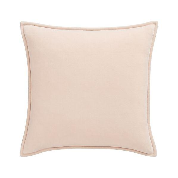 """Monroe Buff 18"""" Pillow"""