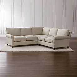Montclair 3 Seater Sofa Reviews Crate And Barrel
