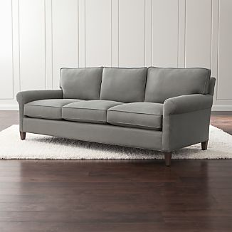 Montclair 3 Seat Roll Arm Sofa