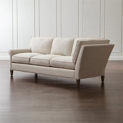 Montclair 3 Seater Sofa Reviews Crate And Barrel