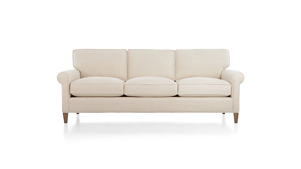 Montclair 3Seater Sofa Crate and Barrel