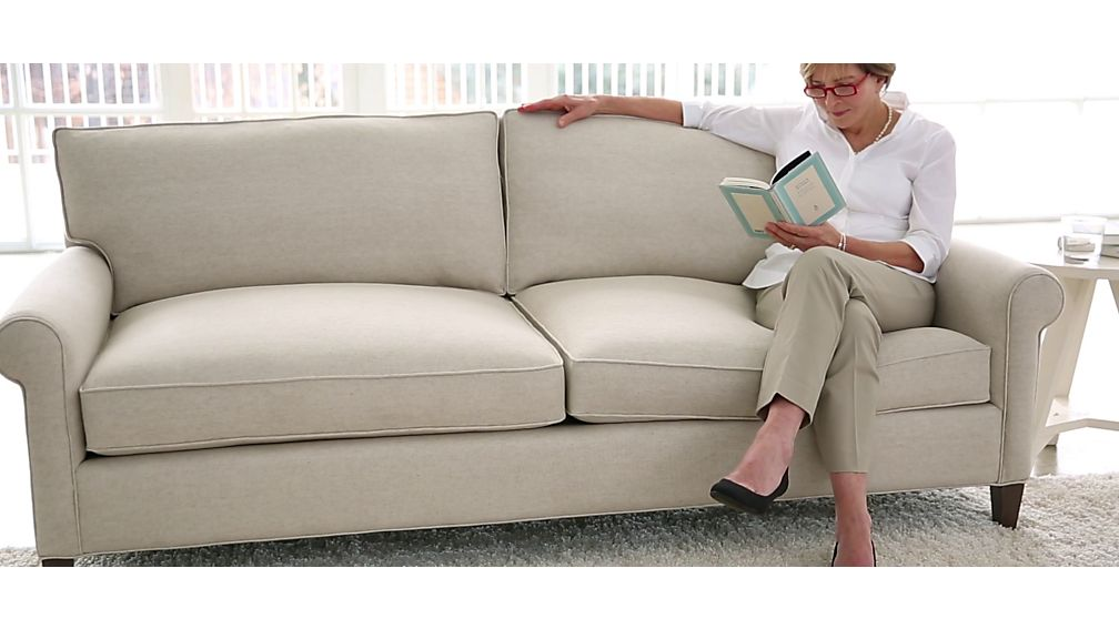 Montclair Left Arm Loveseat