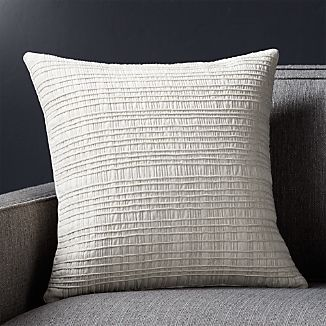 "Monte 18"" Pillow with Down-Alternative Insert"