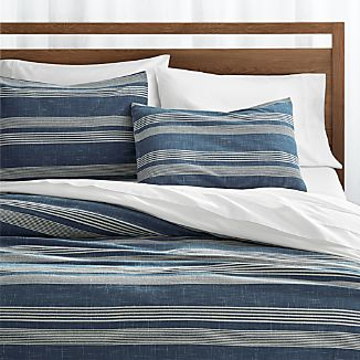 Monterey Blue Full/Queen Duvet Cover