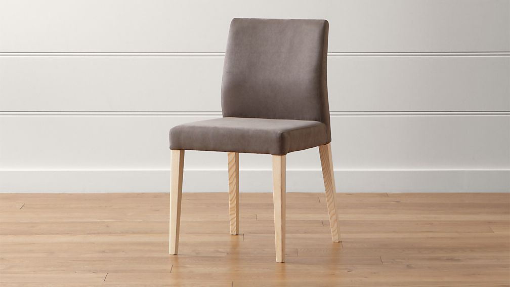 Monterey Natural Dining Chair | Crate and Barrel