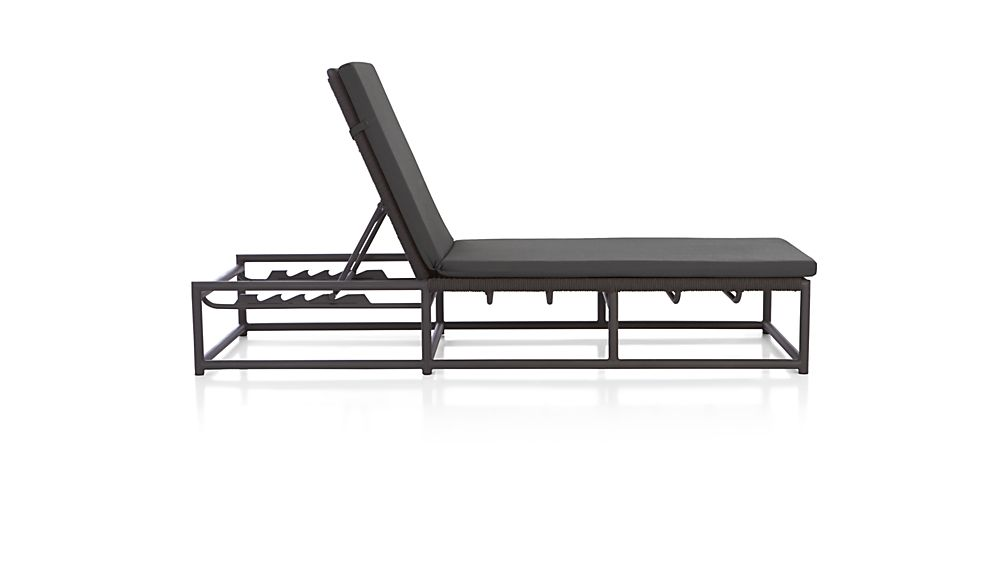 Morocco Sunbrella ® Chaise Lounge Cushion