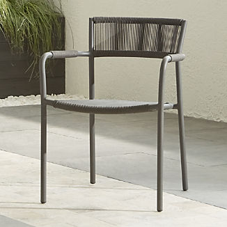 Morocco Graphite Dining Chair