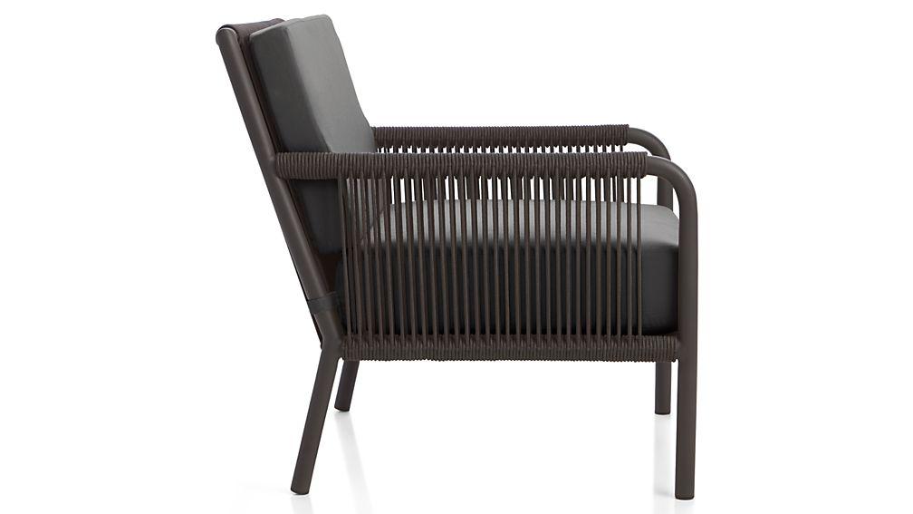 Morocco Lounge Chair with Sunbrella ® Cushion