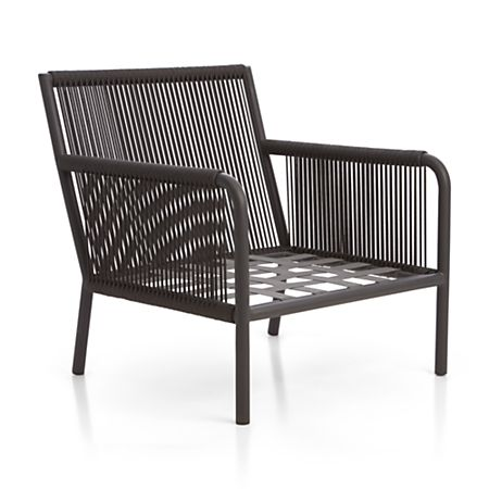 Strange Morocco Graphite Lounge Chair Dailytribune Chair Design For Home Dailytribuneorg