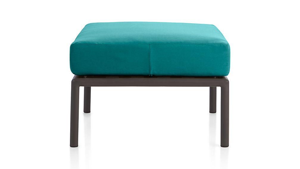 Morocco Sunbrella ® Ottoman Cushion