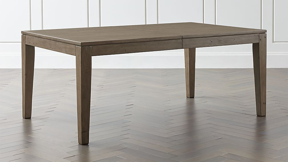 Morris Ash Grey Reclaimed Wood Extension Dining Table Reviews - Reclaimed wood high top table