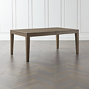 Extension Dining Table Crate And Barrel