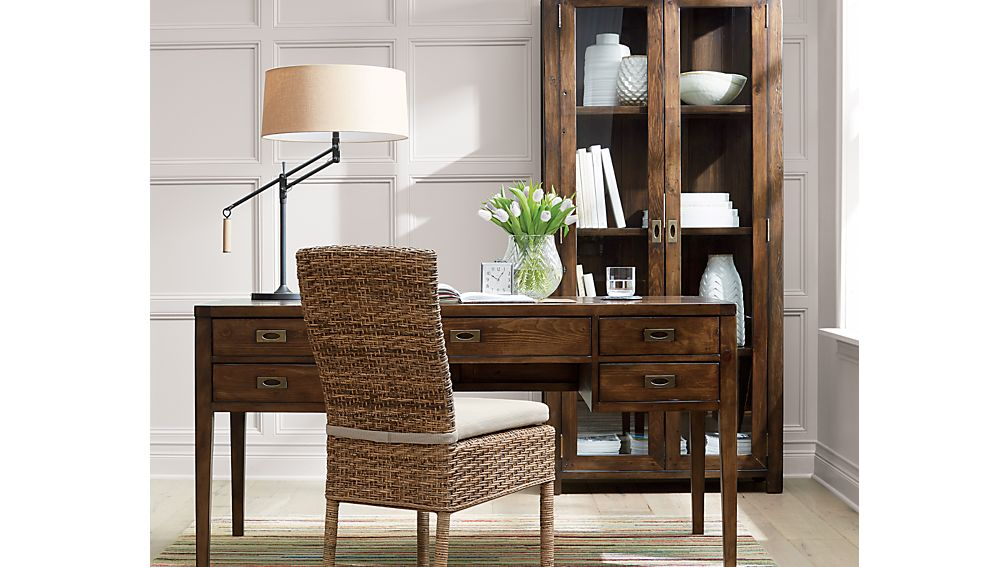 Morris Chocolate Brown Bookcase