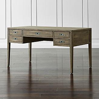 Surprising Modern Home Office Desks Crate And Barrel Interior Design Ideas Inesswwsoteloinfo