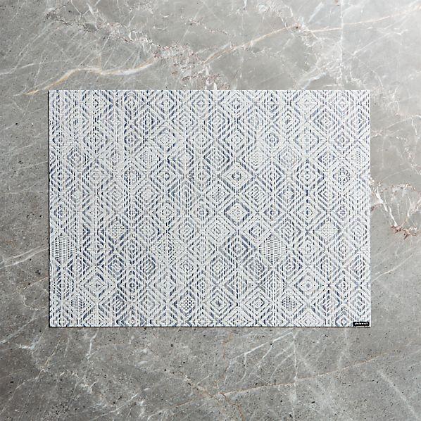 MosaicBluePlacematSHF17