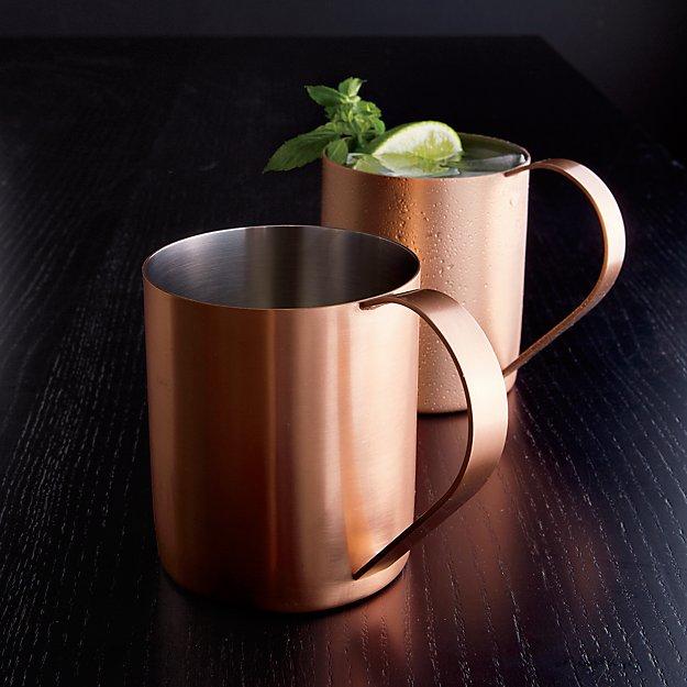 Crate And Barrel Copper Part - 13: Crate and Barrel