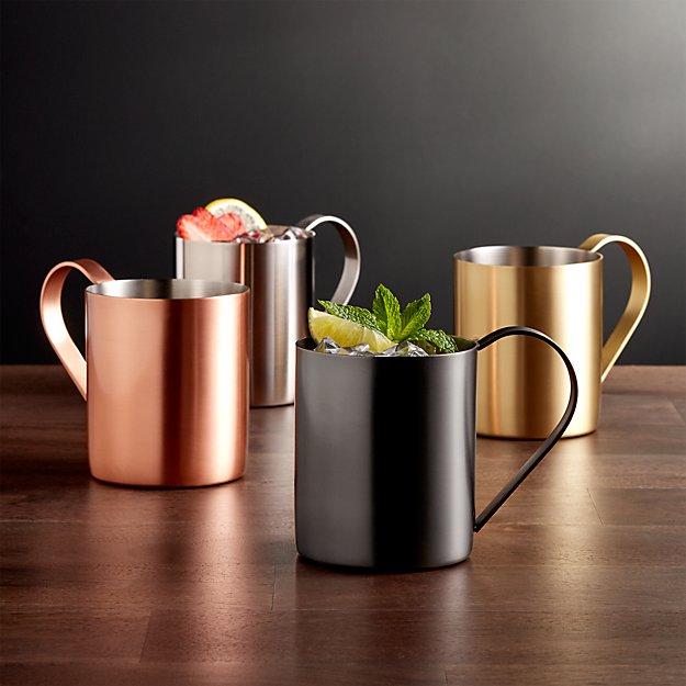 Moscow Mule Mugs - Image 1 of 6