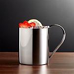 Moscow Mule Mug - Silver