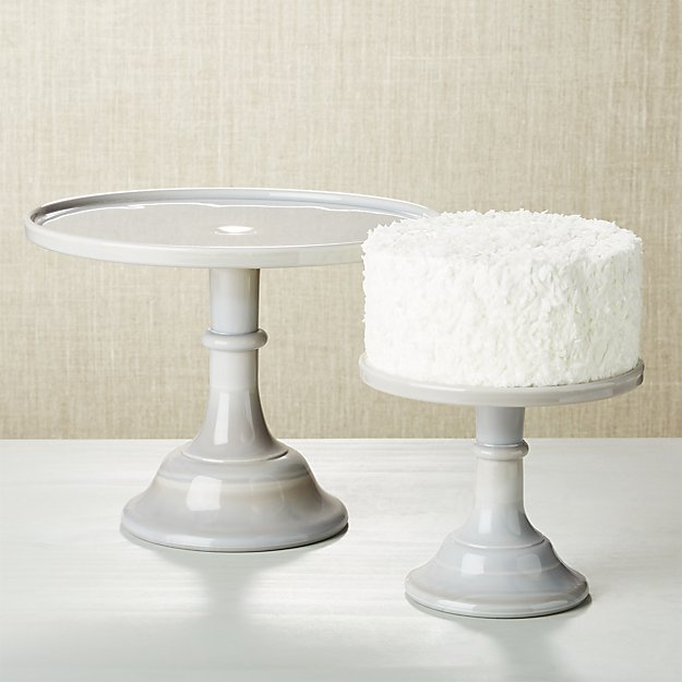 marble cake stand mosser marble cake stands crate and barrel 5702