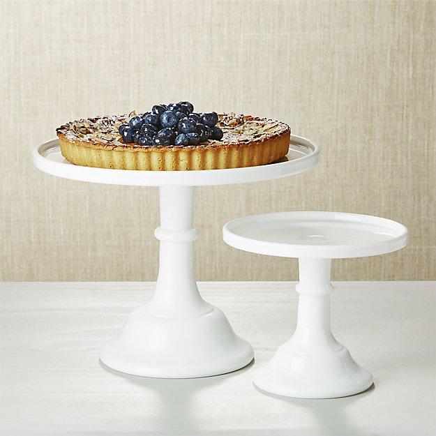 Mosser Milk Cake Stands