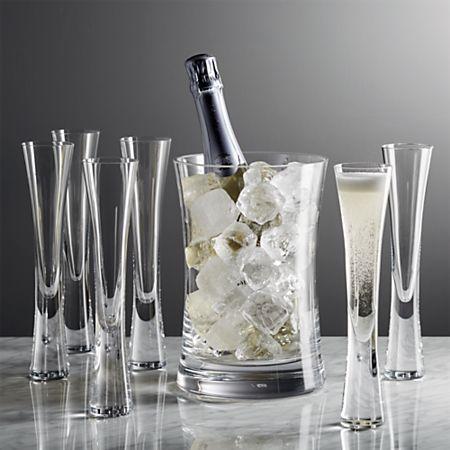 Moya Champagne Set
