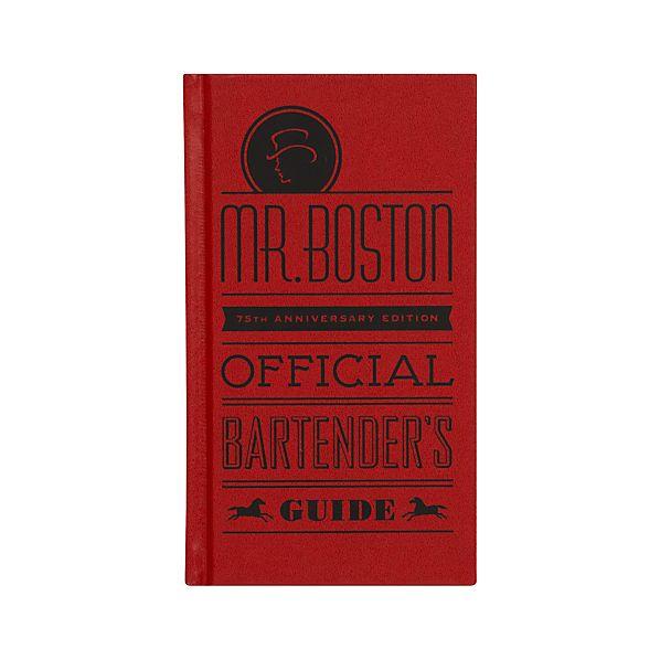 """""""Mr. Boston Bartender's Guide"""""""
