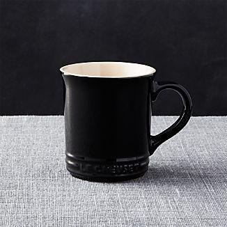 Le Creuset Black Mug