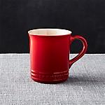 Le Creuset Cerise Red Mug