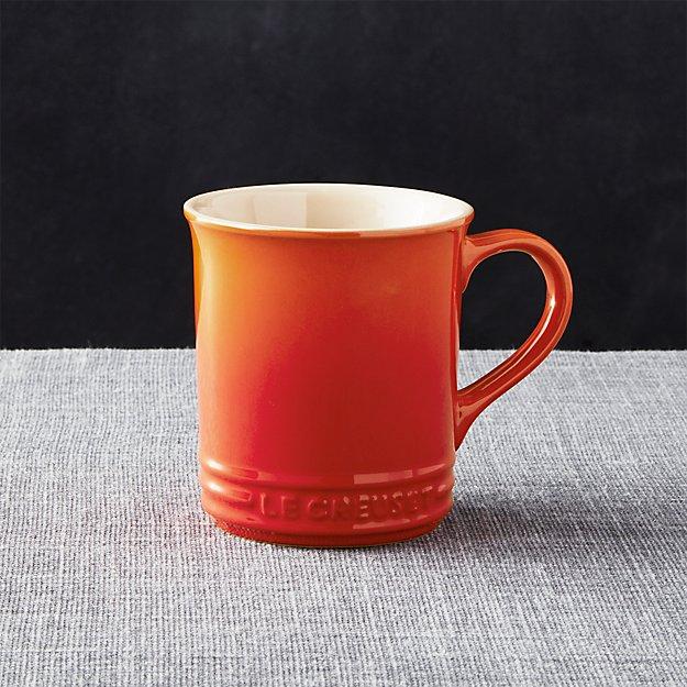 Le Creuset Flame Orange Mug
