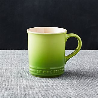 Le Creuset Palm Green Mug