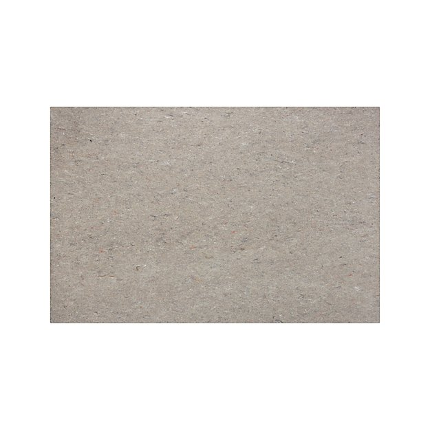 Multisurface 2 X3 Thin Rug Pad Reviews Crate And Barrel